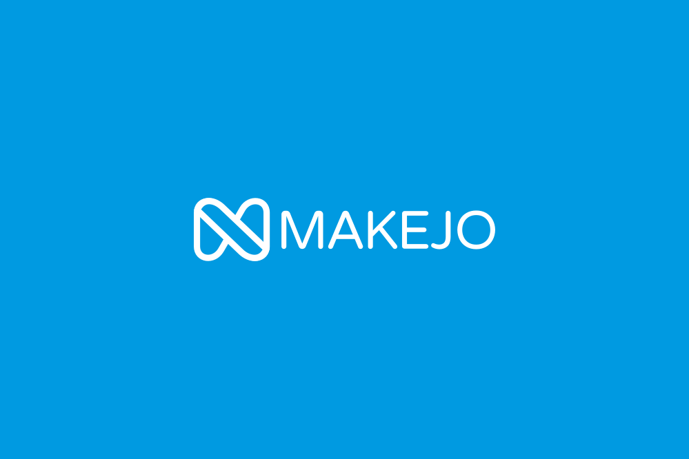 Logo design for MakeJo. Designed by Johnery